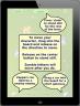 Instructions on an iPad